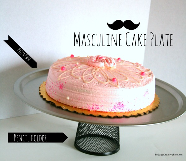 masculine-cake-plate