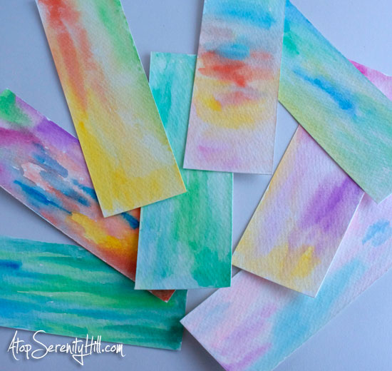 watercolorbookmarks