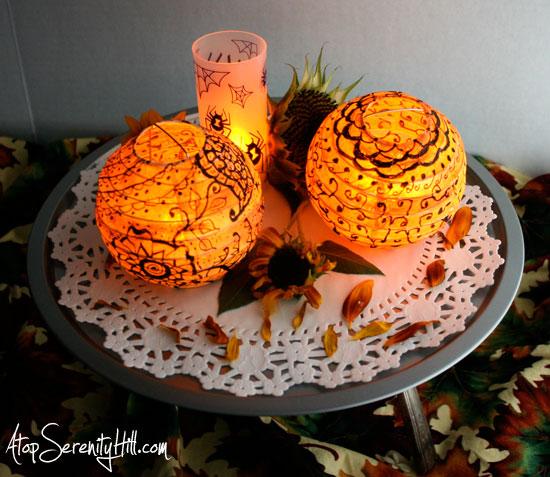 lightedpaperlanterns_pumpkins