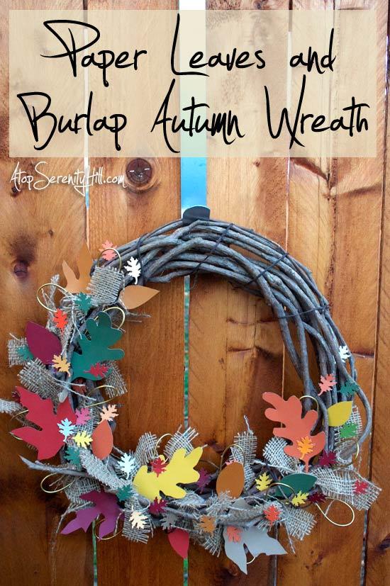 paper_leaves_and_burlap_autumn_wreath