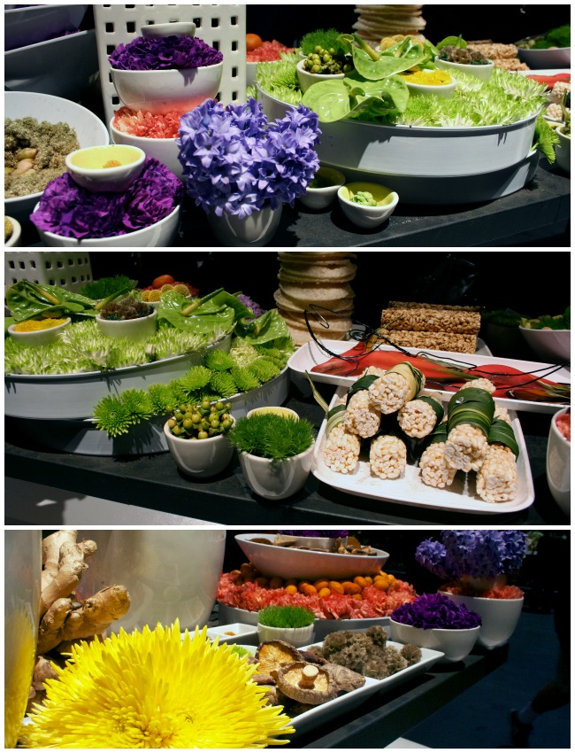 A peek inside the Philadelphia Flower Show • AtopSerenityHill.com #photography #sushi