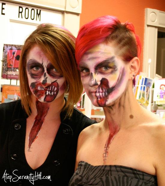 zombie_facepaint