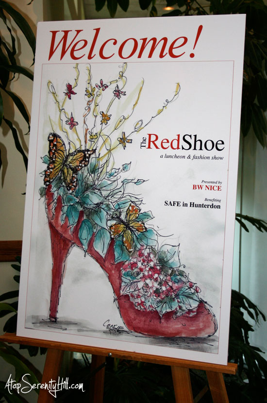 theredshoesignage