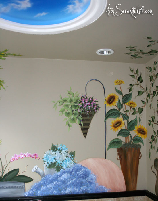 sunflowersfrenchbucketlobelia