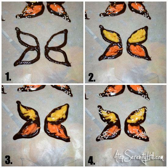 makingchocolatebutterfliesCollage