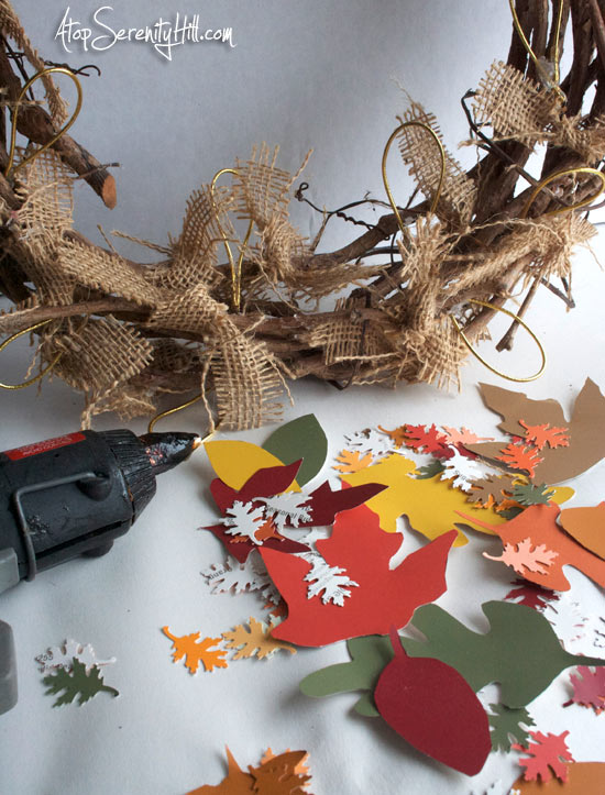 burlap_paint_chips_fall_leaves