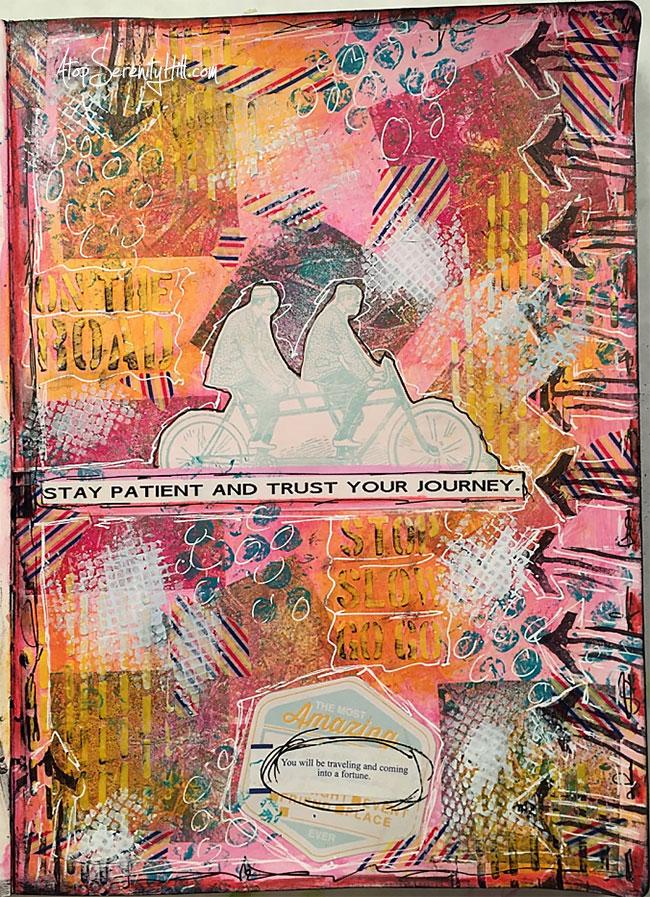 Art Journal Mission Inspiration